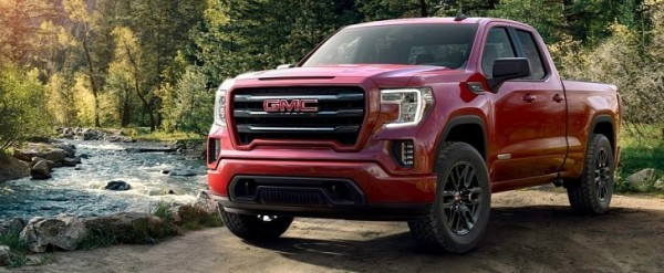2019 GMC Sierra 1500 Elevation Comes Standard With Turbo ...