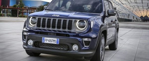 2019 Jeep Renegade Arrives In The Uk With 1 Liter Engine Autoevolution