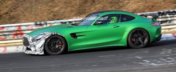 2019 Mercedes Amg Gt R Clubsport Confirmed By Ceo Autoevolution