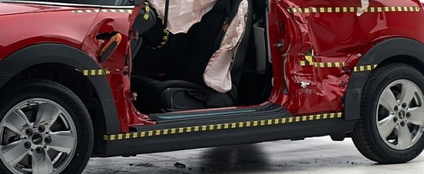 2019 MINI Cooper Failed to Get the Top Safety Pick+ Award, Blame the