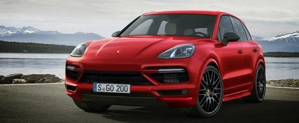 2019 Porsche Cayenne Gts Rendered As The Suv Porsche May Not Build Anymore Autoevolution