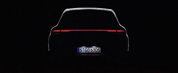 2019 Porsche Macan Facelift Lights Up The Taillamps In Final Teaser