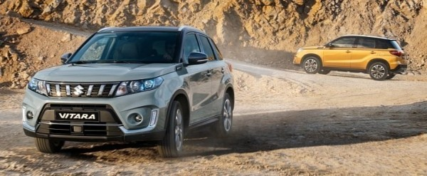 2019 Suzuki Vitara Priced At Eur 18 650 Autoevolution