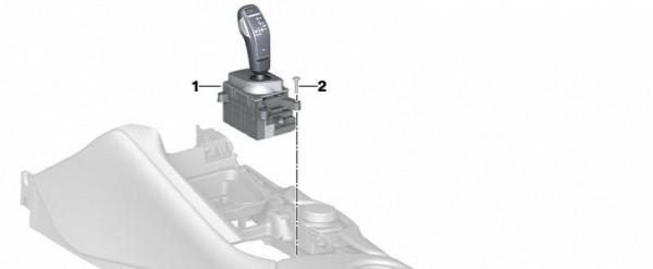 2019 toyota supra diagrams reveal automatic transmission shifter rh autoevolution com