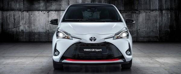 2019 toyota yaris gr sport isn 39 t your average hybrid hatchback autoevolution. Black Bedroom Furniture Sets. Home Design Ideas