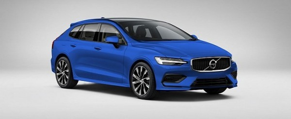 2019 Volvo V40 Rendered With V60 Exterior Design Elements ...