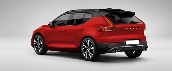 12 Photos 2019 Volvo V40