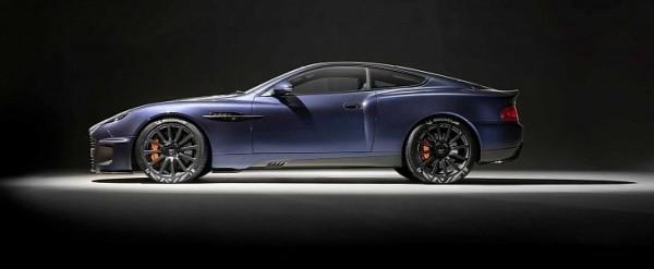 2020 Aston Martin Vanquish 25 By Callum Is Both Show And Go Autoevolution