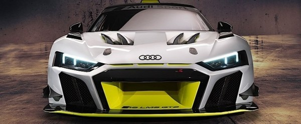 2020 Audi Q4 Unveiled! Release Date And Price >> 2020 Audi R8 Lms Gt2 Unveiled With 640 Hp And 338k Price