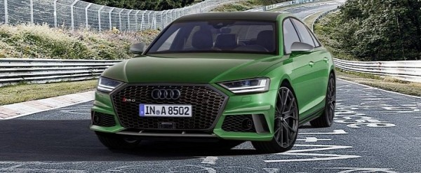 Audi RS And S Sedans Rendered Which Is Better - Audi rs8
