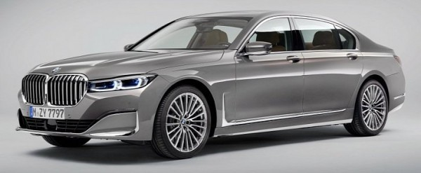 2020 Bmw 7 Series First Look Kelley Blue Book
