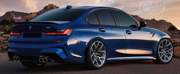2020 Bmw M3 Rendered Awd Rumors Are Strong Autoevolution
