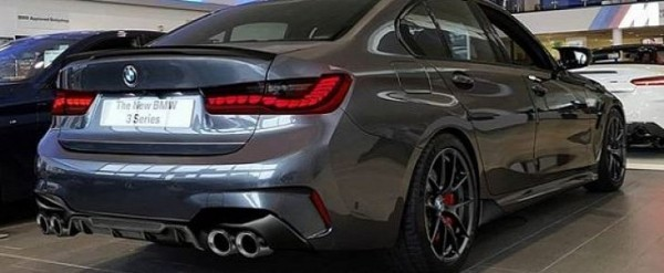 2020 bmw m3 rendered  looks like the real deal
