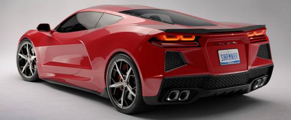 2020 Chevrolet Mid-Engine Corvette (C8) Masterfully ...