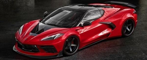 2020 Corvette C8 Z06 Renderings - C8 Corvette Forum