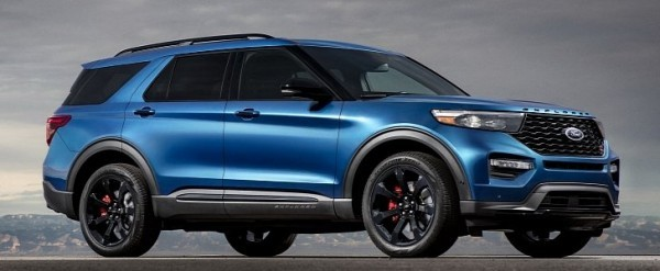 2020 Ford Explorer Base Trim Level Priced 400 Higher Than
