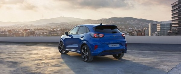 2020 Ford Puma Configurator Goes Live New Crossover Priced At Eur 23 150 Autoevolution
