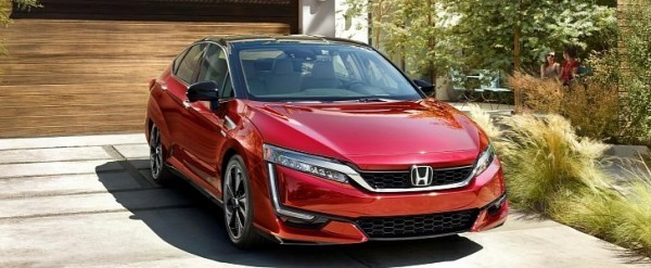 2020 Honda Clarity Fuel Cell Boasts More Standard Equipment