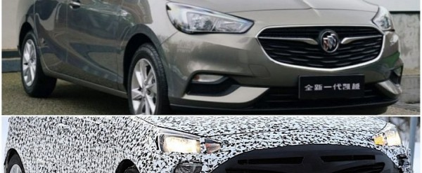 2020 Opel Corsa Was Leaked By The Buick Excelle But We Didn T