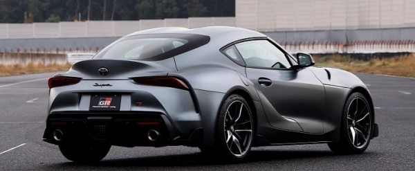 2020 Toyota Gr Supra Priced At 49 990 Autoevolution