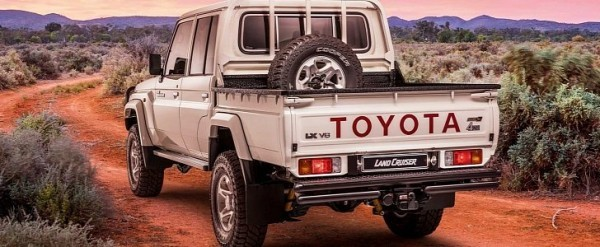 Toyota Diesel Pickup >> 2020 Toyota Land Cruiser 79 Namib Unveiled With Turbo Diesel