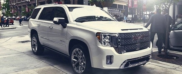 Chevy Small Suv >> 2021 GMC Yukon Denali Design Previewed by Accurate Rendering - autoevolution