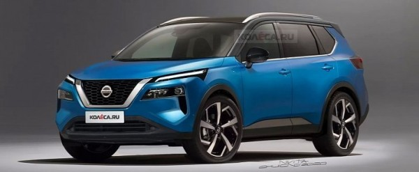 2021 nissan rogue will look this good when it arrives this fall