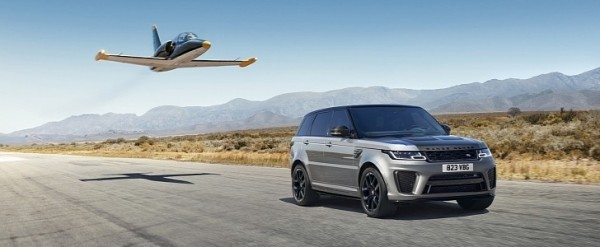 2021 Range Rover Sport Enhanced With Diesel MHEV and