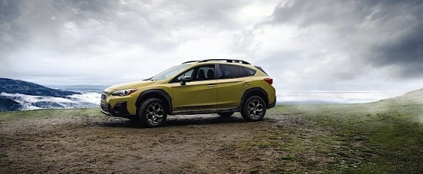 2021 subaru crosstrek gifted with forester engine, new