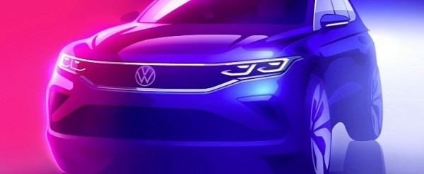 Best Selling Vehicles 2021 The Tiguan Is Volkswagen's Best Selling Vehicle, 2021 Facelift