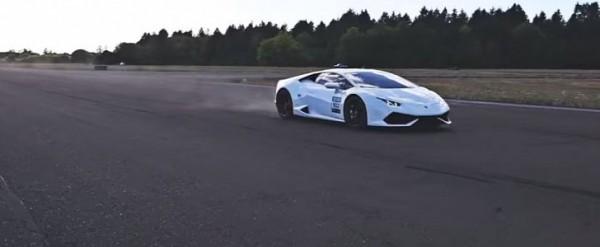 2 500 Hp Lamborghini Huracan Sets 247 Mph 1 2 Mile World Record On