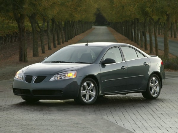 550 000 pontiac g6 models under nhtsa probation. Black Bedroom Furniture Sets. Home Design Ideas