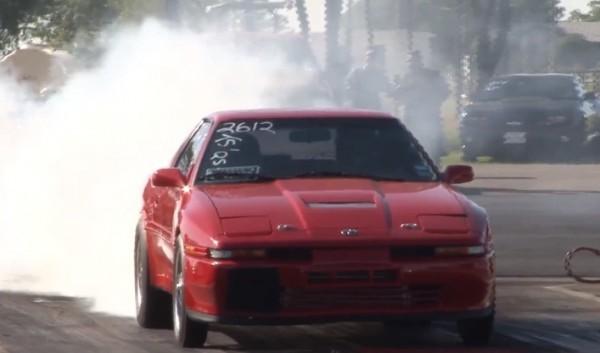 900 Hp Toyota Supra Runs 8 Second Quarter Mile Autoevolution