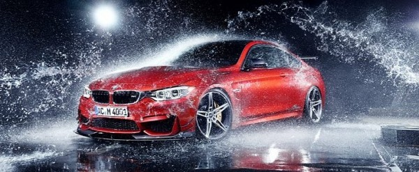 ac schnitzer acs4 sport the perfect bmw m4 gts alternative on a budget autoevolution. Black Bedroom Furniture Sets. Home Design Ideas