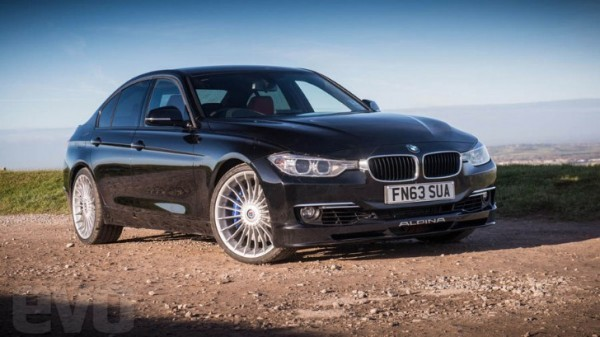 Alpina D3 Biturbo Review By Evo Autoevolution