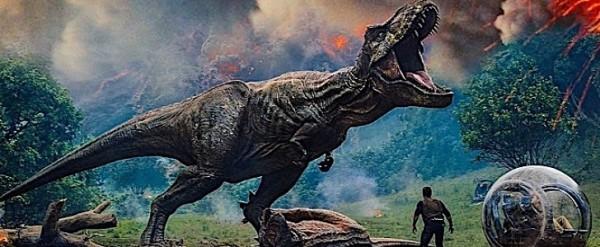 Amazon to Deliver Jurassic World: Fallen Kingdom T-Rex to