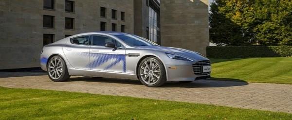 Aston Martin Will Replace Rapide With Electric Sedan In 2018