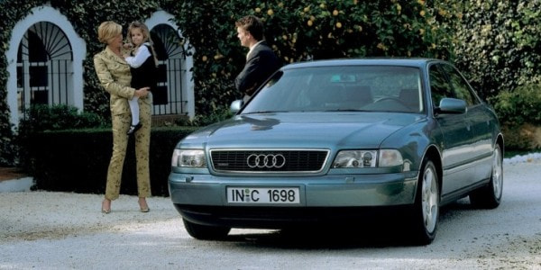 Audi A8 Celebrates 20 Years In Production Autoevolution