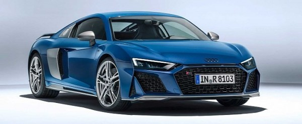 Audi R Facelift Debuts With Cool New Design And HP Autoevolution - Cool audi