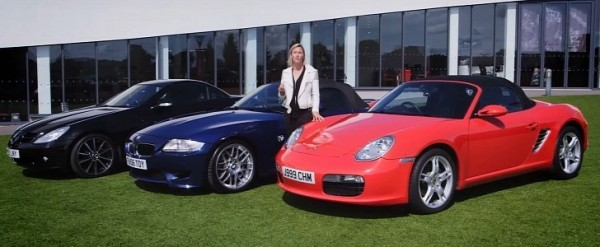 Best Second Hand Sports Cars Review Features Boxster Z4 M And Slk
