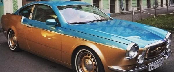 Vintage car Bmw