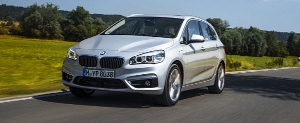 Bmw 225xe Active Tourer Plug In Hybrid Detailed Before