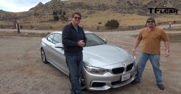 Bmw 435i Xdrive Reviewed At 1 Mile Above Sea Level