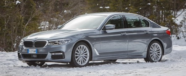 11 Photos 2017 Bmw 530d