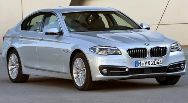 BMW 518d teszt