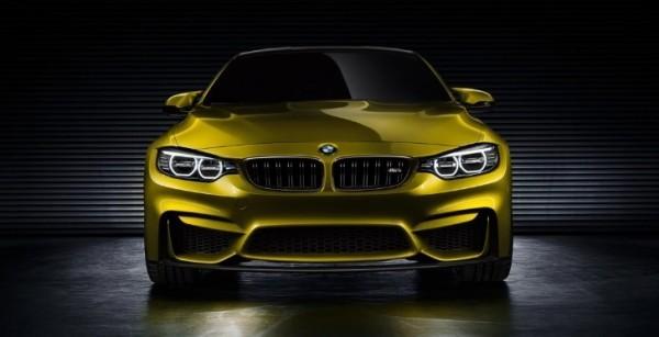 Bmw Reveals M4 Coupe Concept Autoevolution