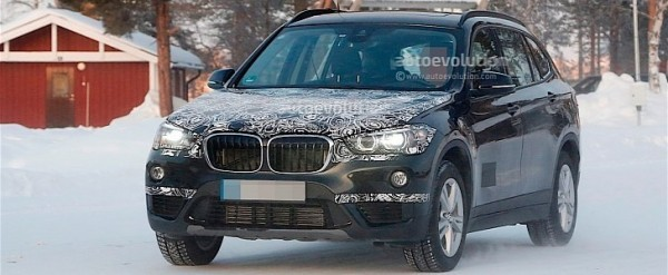 Bmw X1 With Long Wheelbase Spied With Little Camouflage Autoevolution