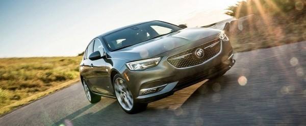 Buick Discontinues Preferred II Trim Level Of 2019 Regal ...