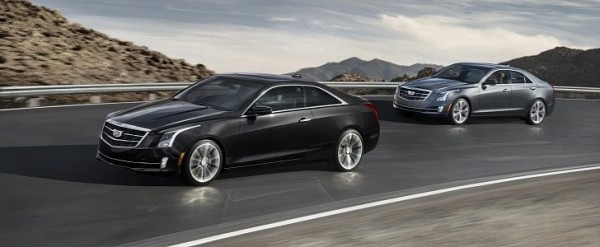 Cadillac Ats Sedan Discontinued In The U S Ats Coupe To Be Phased Out In 2019 Autoevolution