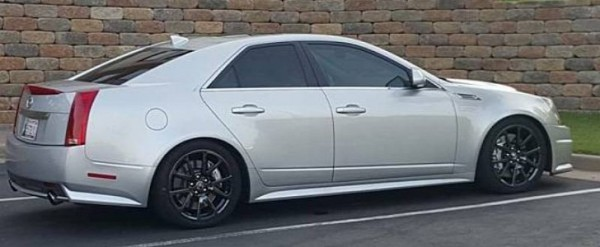 Cadillac Cts V Sedan With 704 Rwhp Shows Up On Craigslist Autoevolution